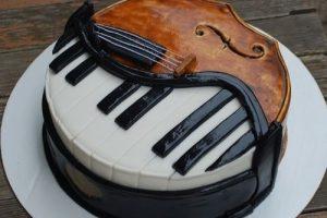 Pianotårta